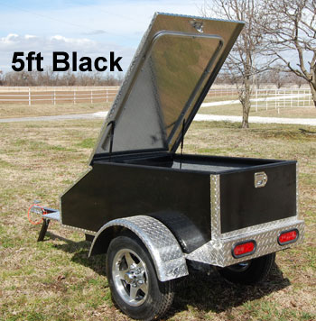 Trailer Hitch Ball Sizes >> Cargo Trailers motorcycles or small cars can Pull Aluminum cargo trailer