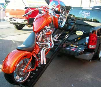 Trailers That Can Carry Motorcycles Take Your Bike With You